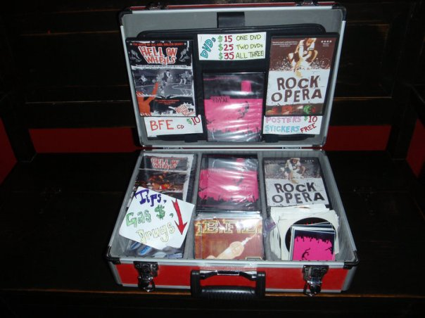 Merch Case